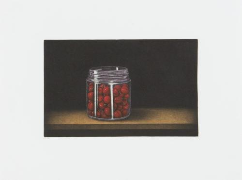 Cherries in a Jar
